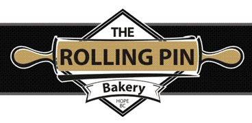 The Rolling Pin Logo Hope BC