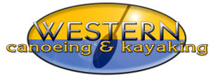 Western Canoeing and Kayaking Logo