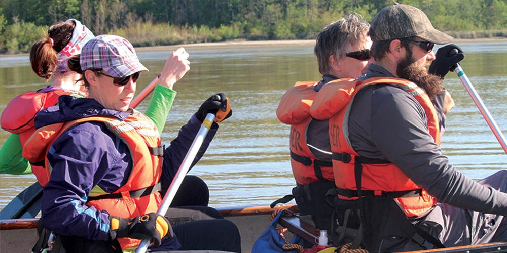 Camp Squeah Paddle-a-Thon - Hope BC