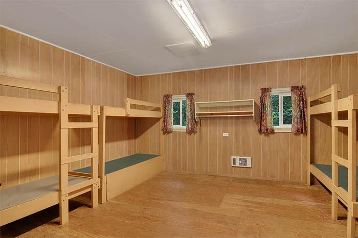 Cabins at Squeah Retreat Centre Hope BC